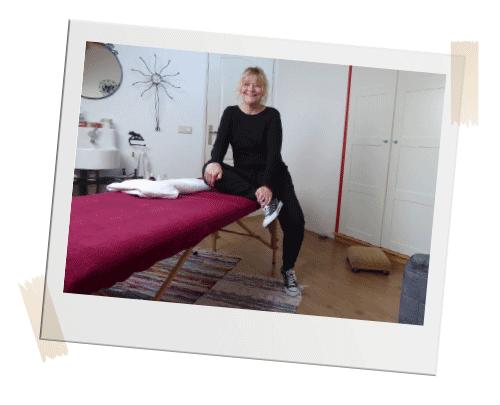 Refleksjon - Integrale Massagepraktijk - Polaroid3